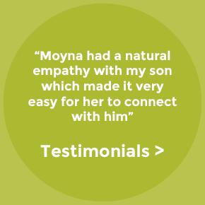 Moyna Talcer Testimonial