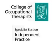 College of occupational therapists independent practice